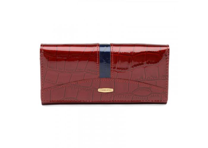 Женский кожаный кошелек Horse Imperial K1a0001cra-red