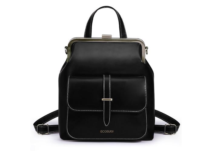 Женская сумка Ecosusi черная (ES1103007A001)