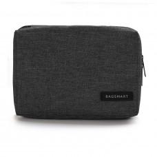 Органайзер для электроники Bagsmart черный (BM0200082A001)