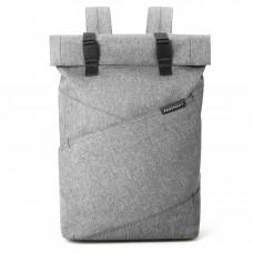 """Рюкзак для ноутбука 15.6"""" BAGSMART серый (BM0140006A008)"""