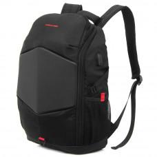 """Рюкзак для ноутбука 17.3"""" KINGSLONG черный (KLB1549A001)"""