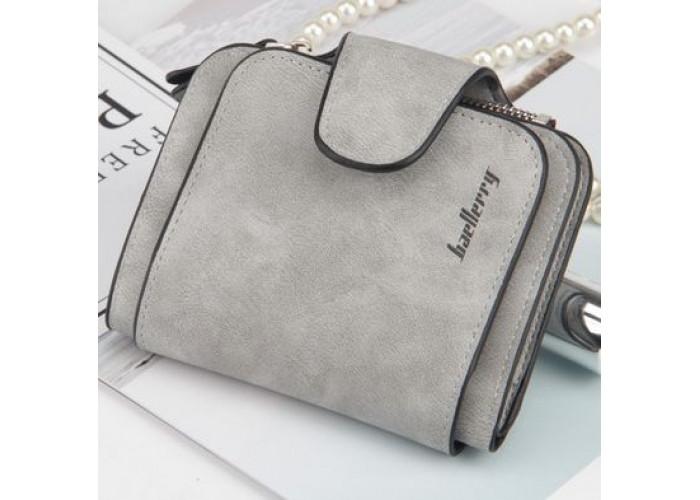 Кошелек Baellerry Forever mini светло-серый